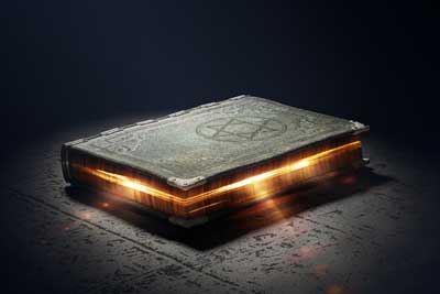 Магические книги
